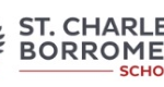 St Charles Borromeo School logo