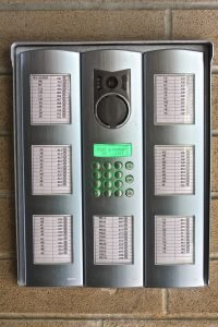 Elvox Intercom Panel