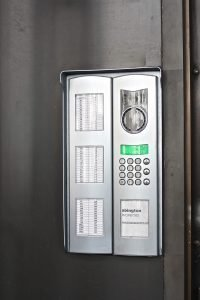 Elvox Intercom Panel