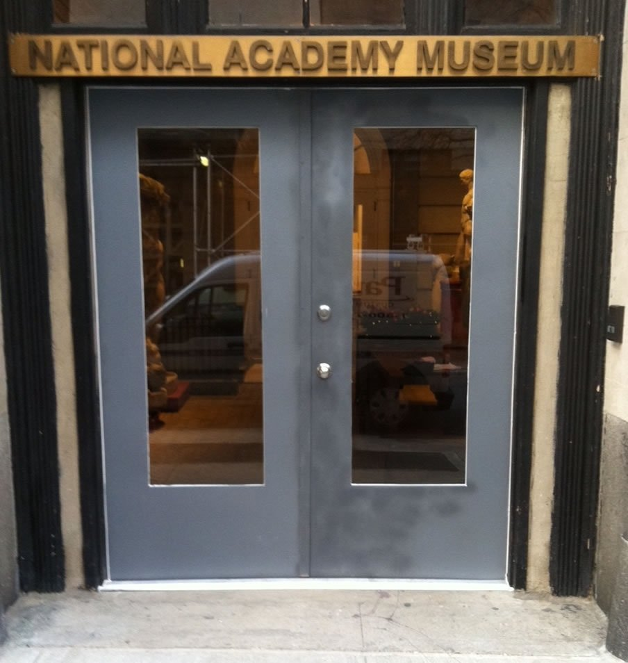 National-Academy-Museum-Front-Door