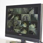 Harlem Children Zone- Cameras on Monitor