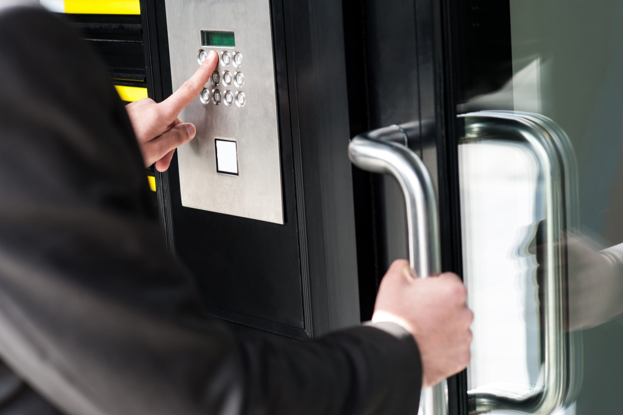 Commercial Security Systems Repair & Installation