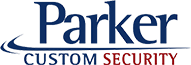 parker custom security logo