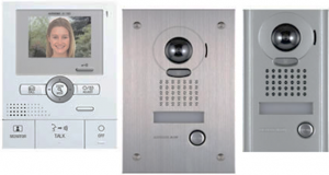Entry-Level video intercom system