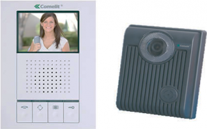 Hands Free Color Master Monitor Intercom Master Kit