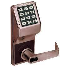 Pushbutton Lock