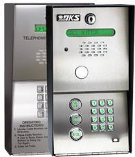 Telephone Entry System