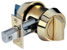 Hercular Single Deadbolt
