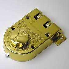 Jimmy Proof Lock