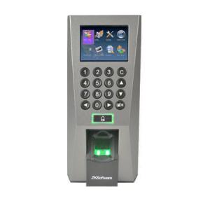 Biometric & Card Reader Controller