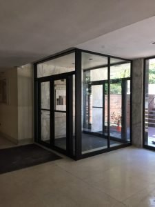 Aluminum-Doors-Double