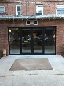 Aluminum Doors Single