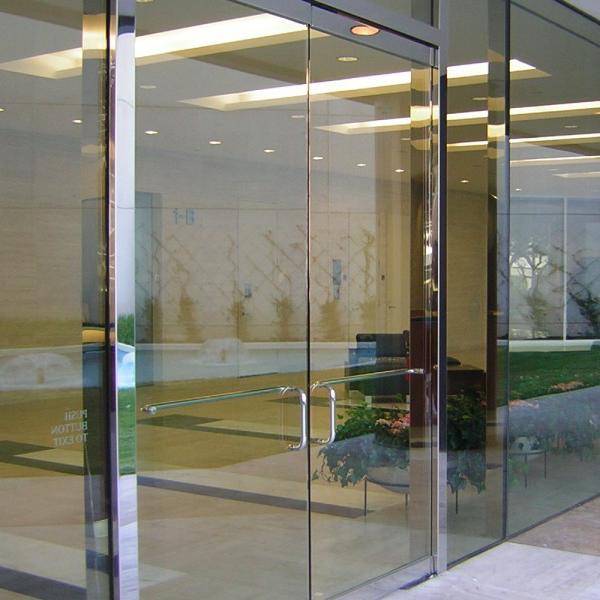HERCULITE DOORS & Voted NYCu0027s Best Office Glass Doors - Call 646-845-9159