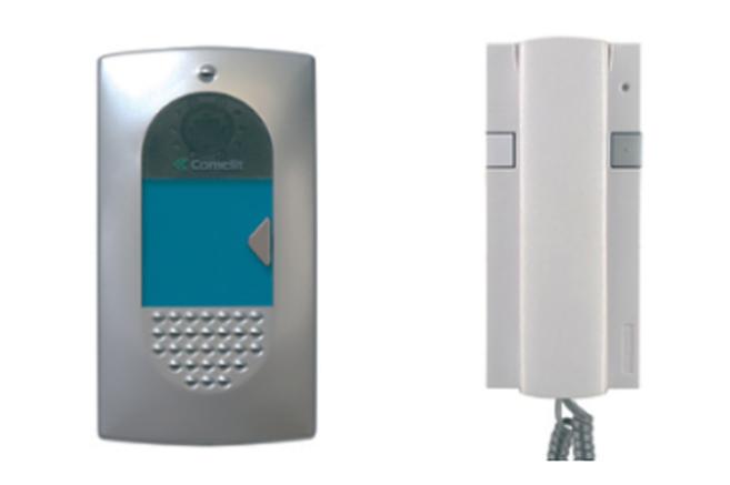 Parker Nyc Audio Intercom System Parker Custom Security
