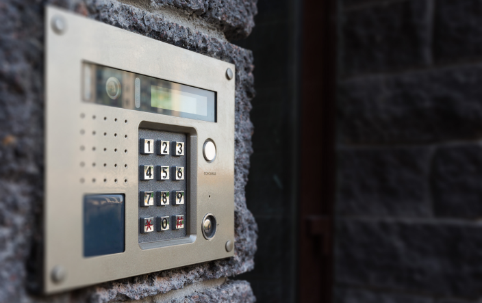 intercom system installation nyc