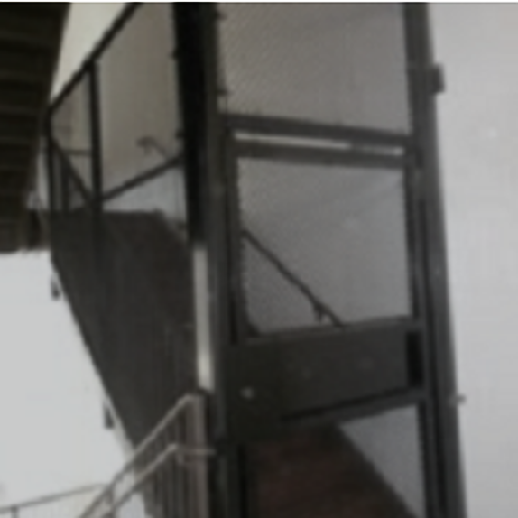 Stairwell Enclosure