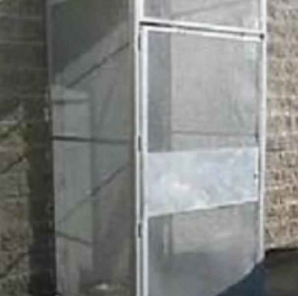 Exterior Enclosure