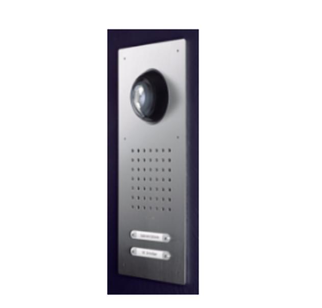 Parker Nyc Security Door Intercom System Parker Custom Security