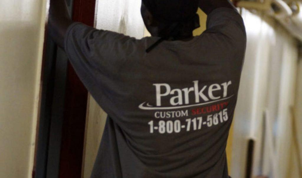 parker custom security technician