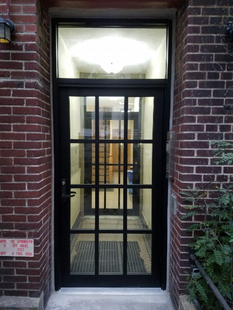 Parker Commercial Aluminum Glass Entry Doors Call 212 491 5627