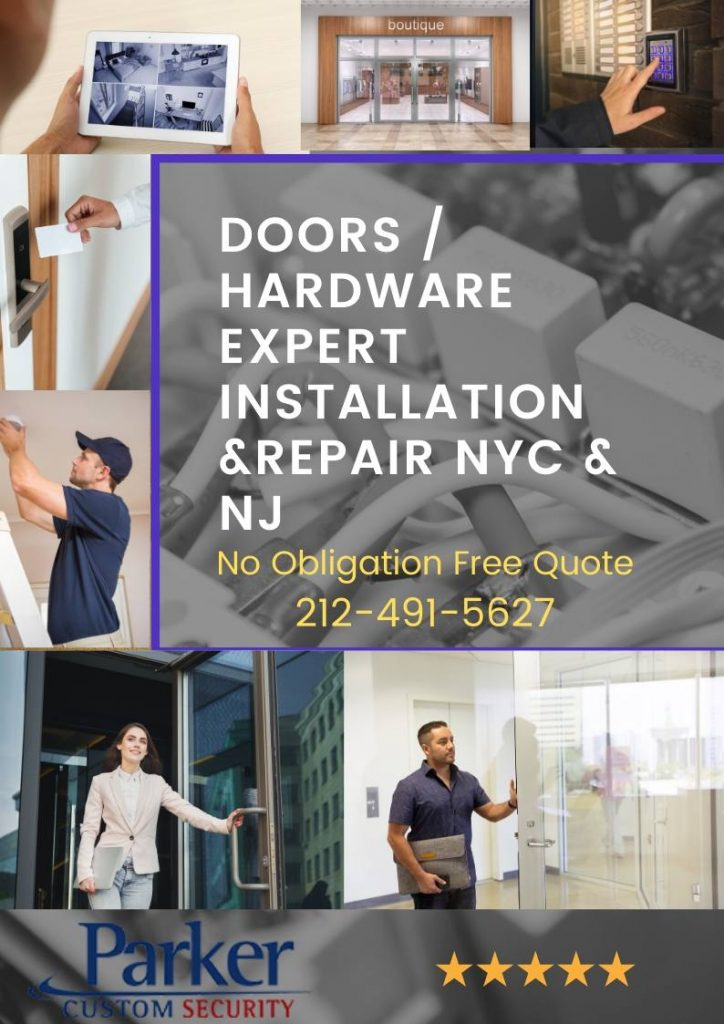 Door Installation & Repair Services NYC