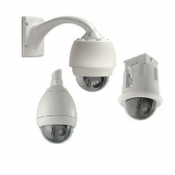 High Speed 5MP H.265 PTZ POE IP Security Dome Camera