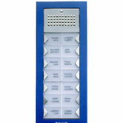 Powercom Entry Panel