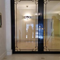 Residential Aluminum Door