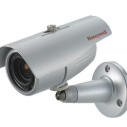 Honeywell HB75 High-Resolution True Day/Night IR Indoor/Outdoor Bullet Camera
