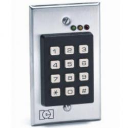 Flush Mount Indoor Keypad