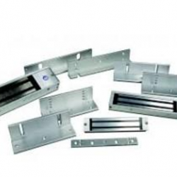 Mag Lock Mounting Brackets for In-Swing Door