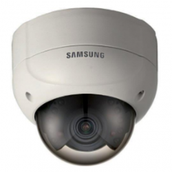 SCV-2080R High Resolution IR LED Vandal-Resistant Dome Camera