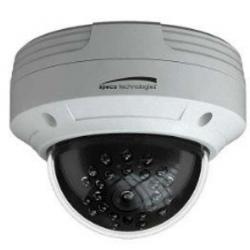 2 Megapixel 1080p Weather Resistant IR Dome IP Camera