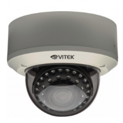 Vandal Resistant Infrared Varifocal Dome Camera
