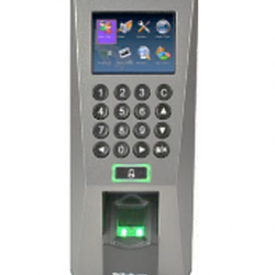 Biometric & Card Reader Controller